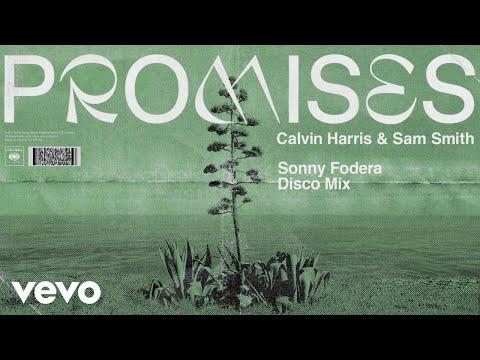 Calvin Harris, Sam Smith - Promises (Sonny Fodera Disco Mix) (Audio)