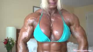 Muscle Angels promo 613  Toronto Pro supershow Female bodybuilders   bodybuilding compilation 2014