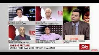 The Big Picture : World Food Day - Zero Hunger Challenge
