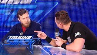 Watch The Miz absolutely implode: WWE Talking Smack, Jan. 3, 2017