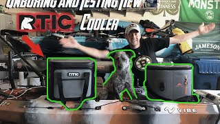 Unboxing and Testing NEW Rtic 30 Softside Cooler!!