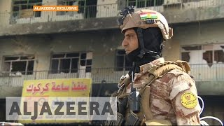 Exclusive: Security forces search for ISIL fighters in Iraq's Kirkuk