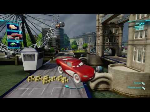 Cars 2 Xbox 360 Gameplay Request №15 Кислые Лимо� ы