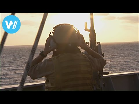 Pirate Hunting Operation Atalanta in the Indian Ocean Documentary 2010