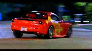 2 Fast 2 Furious Prima gara