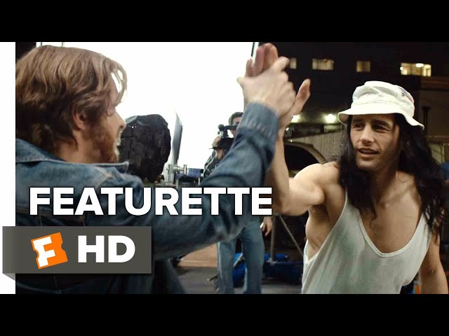The Disaster Artist Featurette - Masterpiece (2017) | Movieclips Coming Soon