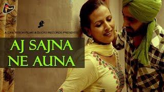 Wandd | Aj Sajna Ne Auna | Latest Punjabi Full Video Song - Latest New Punjabi Movie 2014