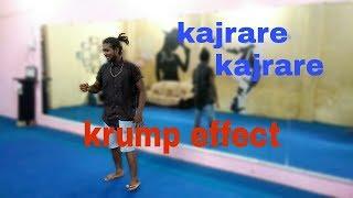 Kajrare Kajrare Tere Kare Kare naina HD DANCE NEW KRUMP EFFECT {Bunty Aur Bubly} choreography Remo