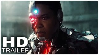 JUSTICE LEAGUE Trailer German Deutsch | DC Filme 2017