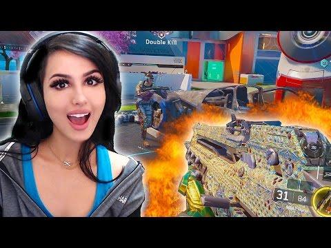 DIAMOND CAMO! | Black Ops 3 Live