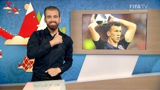 FIFA WC 2018 - ISL vs. CRO – for Deaf and Hard of Hearing - International Sign