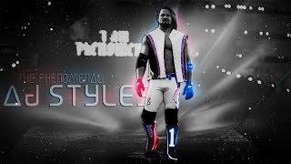 WWE AJ Styles Tribute 2017 - Ride HD