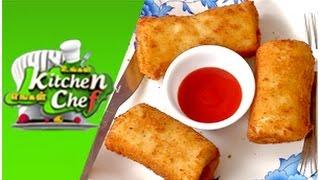 Ceylon Chicken Roll - Ungal Kitchen Engal Chef (19/11/2014)