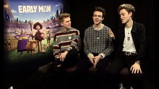New Hope Club talk new song 'Good Day' & answer fan questions | CelebMix