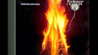 Accept (1982) Restless And Wild *Full Album*