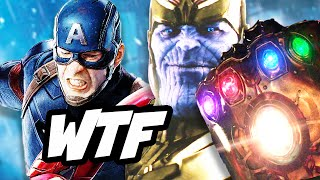 Avengers Infinity War Captain America Dead WTF