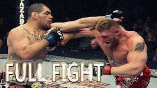 Brock Lesnar Vs Cain Velasquez FULL FIGHT - UFC 121