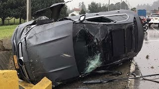 STUPID DRIVERS Caught On Camera! Idiot Drivers On Road & Driving Fails JULY 2017
