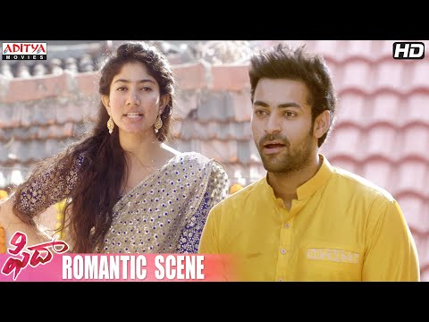 Xxx Mp4 Fidaa Movie Scenes Varun Tej Sai Pallavi Romantic Scene Varun Tej Sai Pallavi Sekhar Kammula 3gp Sex