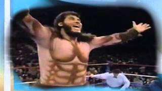 WWE Giant Gonzalez Custom Titantron(with The Great Khali Theme Song)