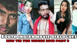Allu Arjun's movie dialogue8 hindi dubbed on Tik Tok | Musically | Funny India part 2