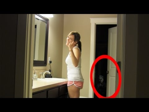 Real Life Paranormal Activity Part 3 of 6