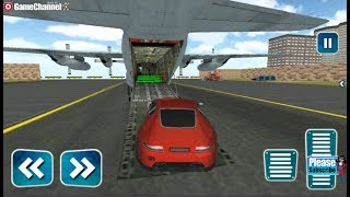 "Airplane Pilot Car Transporter Simulator 2017 ""Flight Simulation Game"" Android Gameplay Video"