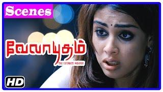 Velayudham Tamil Movie | Scenes | Genelia stabbed | Velayudham character created