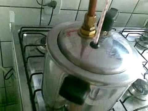 Destilacao simples absinto