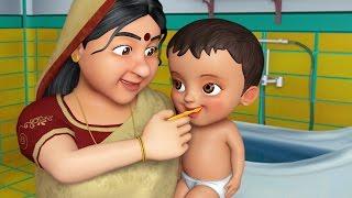 Dadi maa (Grandmother)  Hindi Rhymes for Children   InfobellsHindi Rhymes