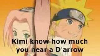 Naruto opening 5 misheard lyrics