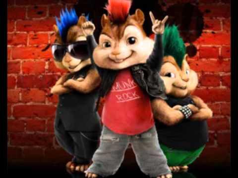Dança Kuduro Alvin e os Esquilos Latino e Daddy kall