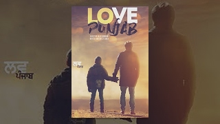 Love Punjab (HD) | Full Movie | Amrinder Gill | Sargun Mehta | Latest Punjabi Movies 2016