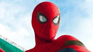 Spider-Man: Homecoming | official FIRST LOOK clip & trailer (2017)