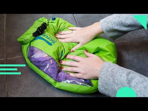 Scrubba Wash Bag Review How To Use And Wash Your Clothes While Traveling