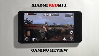 Xiaomi redmi 2/prime gaming review