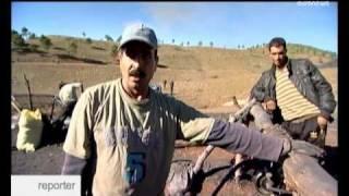 euronews reporter - Les mines de la mort de Jerada