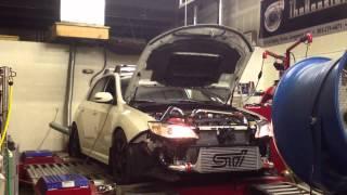 2012 Subaru STI ATP GTX 3076 stock location