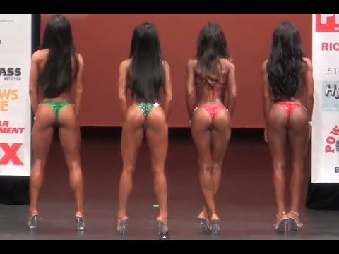 IFBB Pro Bikini All Callouts New York Pro 2014