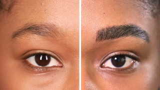 I Got My Eyebrows Microbladed For The First Time