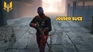 GTA 5 Online I Joined SUCE (Recruitment Challenge)