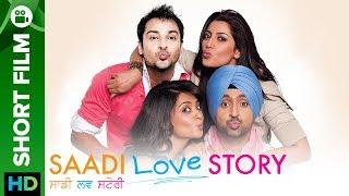 Saadi Love Story |  Punjabi Short Film | Full Movie Live On Eros Now