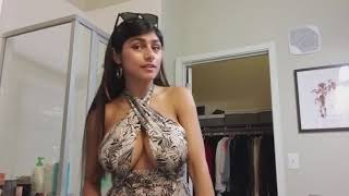 Mia khalifa goes for plastic surgery ! ( Big boobs ) 2018