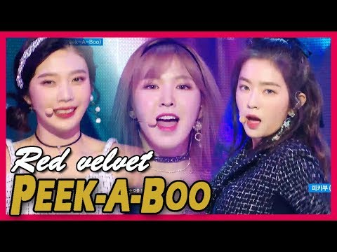 [HOT] Red Velvet - Peek-A-Boo, 레드벨벳 - 피카부 20171209
