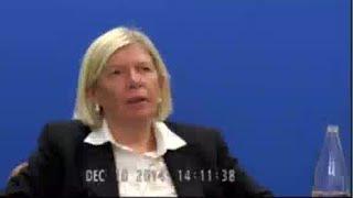 Raw Video: Sarah Heard Lake Point Deposition, Dec. 10, 2014