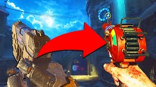 BLACK OPS 3 ZOMBIES GUN GAME - Call of Duty: Zombies Mod!