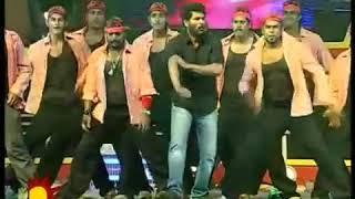Prabhu deva nayanthara stage dance