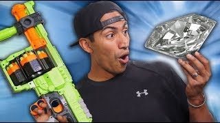 NERF Protect the Gem Challenge!