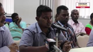 'POCA' Act against 3 Indians- Memorandum to Suhakam