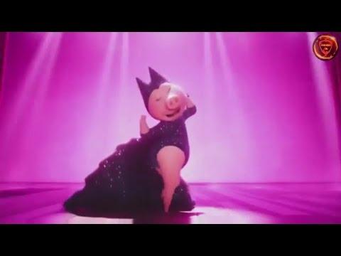SING Movie Trailer Pig Full